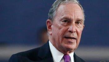 Michael Bloomberg hizo una  altísima donación.