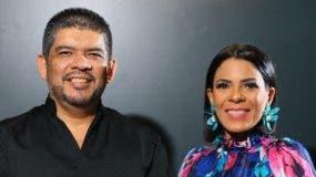 Wershin Montiel y Raquel Cabrera.