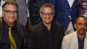 Parte del elenco que participa en el filme.