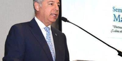 Crecimiento económico es  mayor de la región, señaló Veigh.