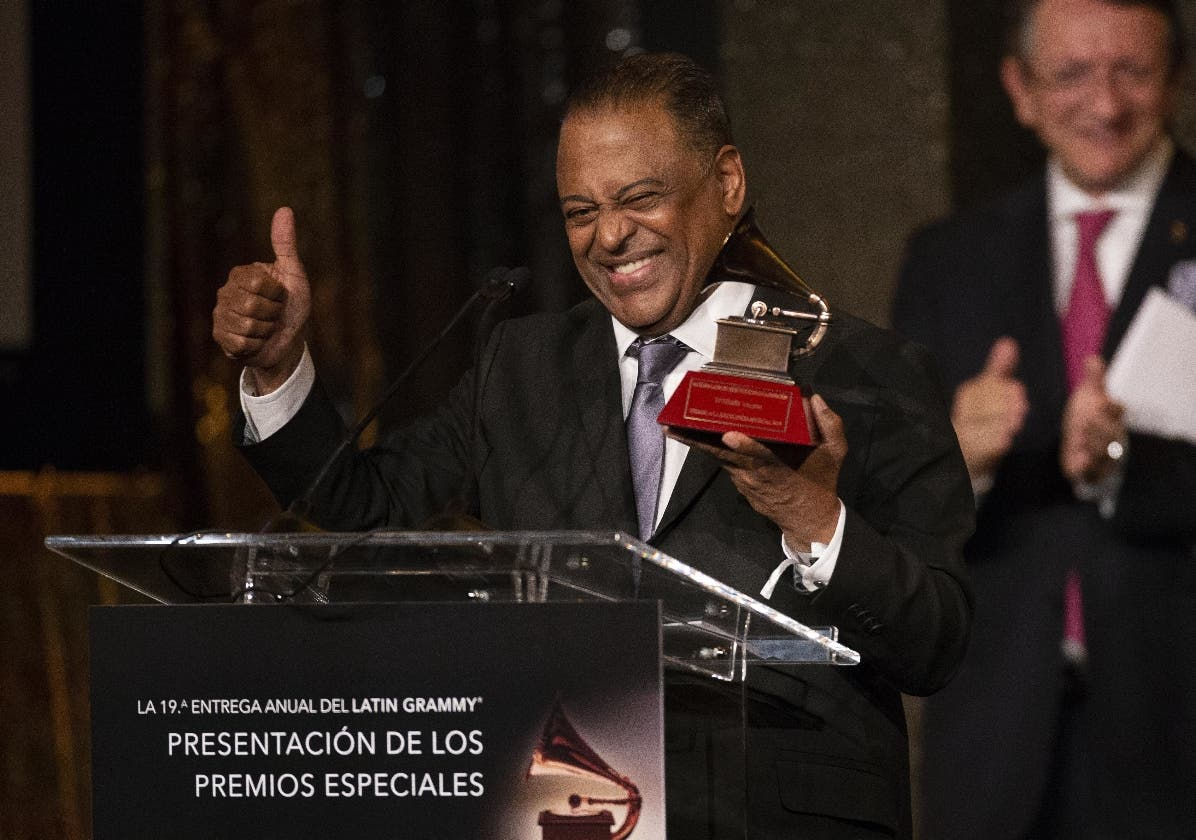 Wilfrido Vargas  ha llevado el ritmo por todo el mundo.