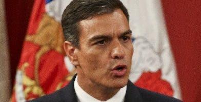 Pedro Sánchez estará de visita en  Cuba hoy y mañana.