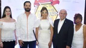Virginia Gómez, Endel Guerra, Francina Hungría, Ricardo Kawa y Minerva Núñez.