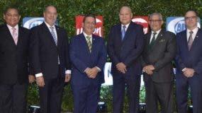 Francisco Morilla, José Sánchez, Raúl Hernández, Enrique Cifré, Binio Brea y Carlos Bergés Rojas.