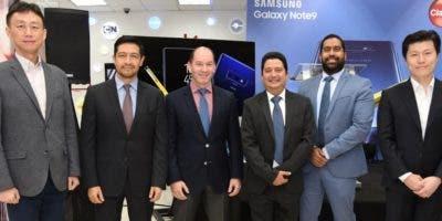 Fabián Ghim, Oscar Reyna, Omar Acosta, Engelbert Reyes, Manuel Corporán y Samuel Kim.