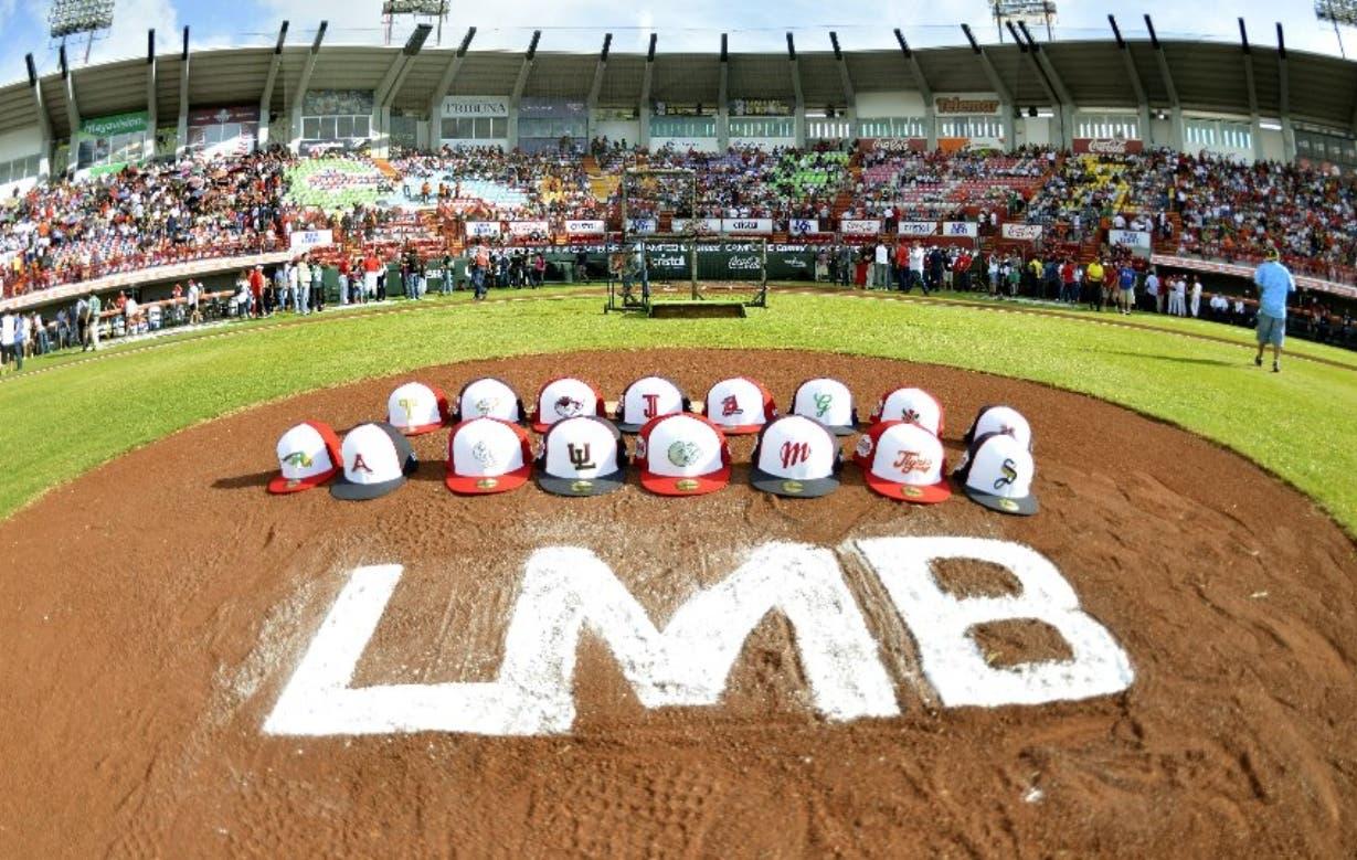 La Liga Mexicana de Béisbol funcionó hasta el este año con 16 equipos en diferentes zonas.