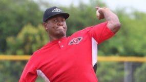 El zurdo dominicano Enny Romero, del Escogido,  se ha visto soberbio sobre los bateadores en el torneo de béisbol del país.