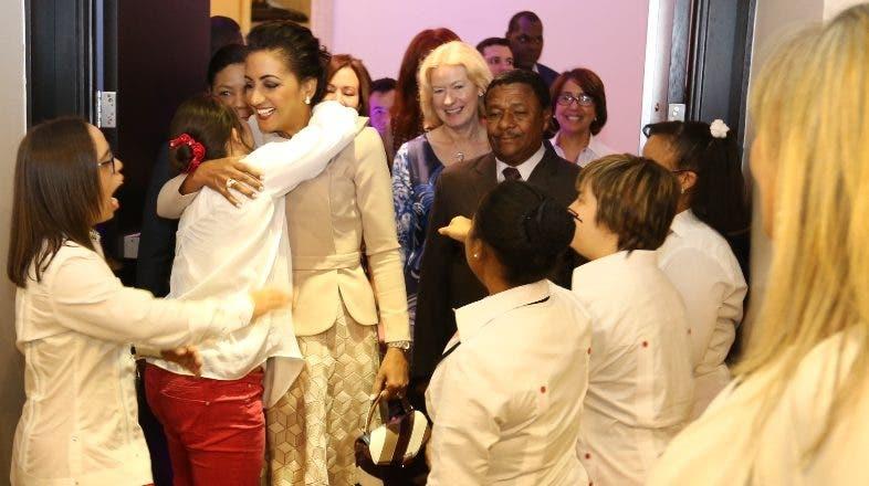 Primera dama resalta papel familiar Juegos