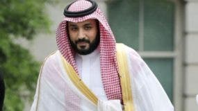 El príncipe heredero saudí, Mohamed bin Salmán, está de gira.