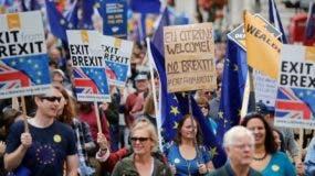 Los británicos sorprendieron al votar a favor de abandonar la Unión Europea.  ARCHIVO