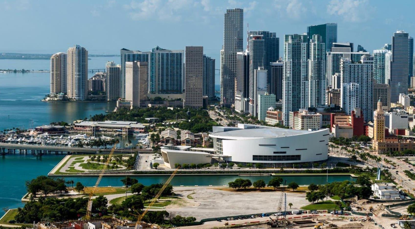 El narco recibido por el Gobierno dominicano fue responsable del  período de mayor violencia en Miami.  Archivo.