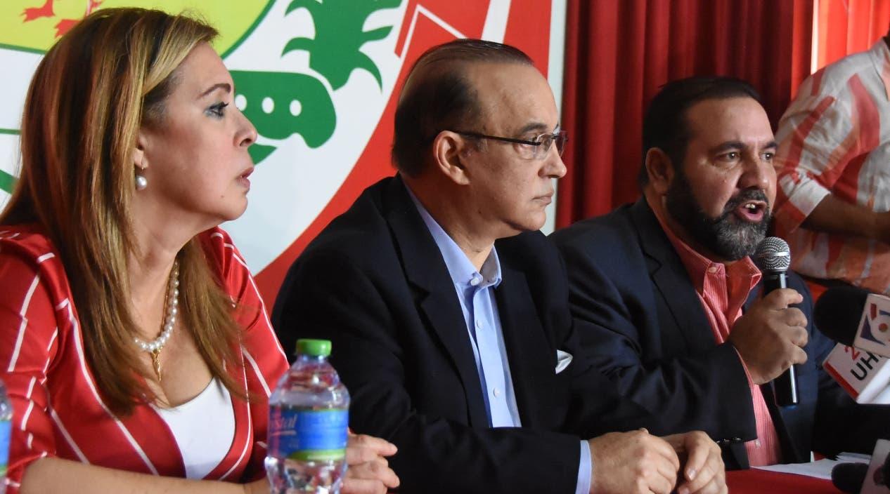 La Comisión Ejecutiva   es el máximo organismo del Partido Reformista.  Alberto Calvo.