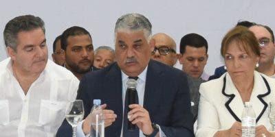 Los miembros de la  Comisión Política  del PRD se reunieron   el pasado  sábado.  Fuente externa
