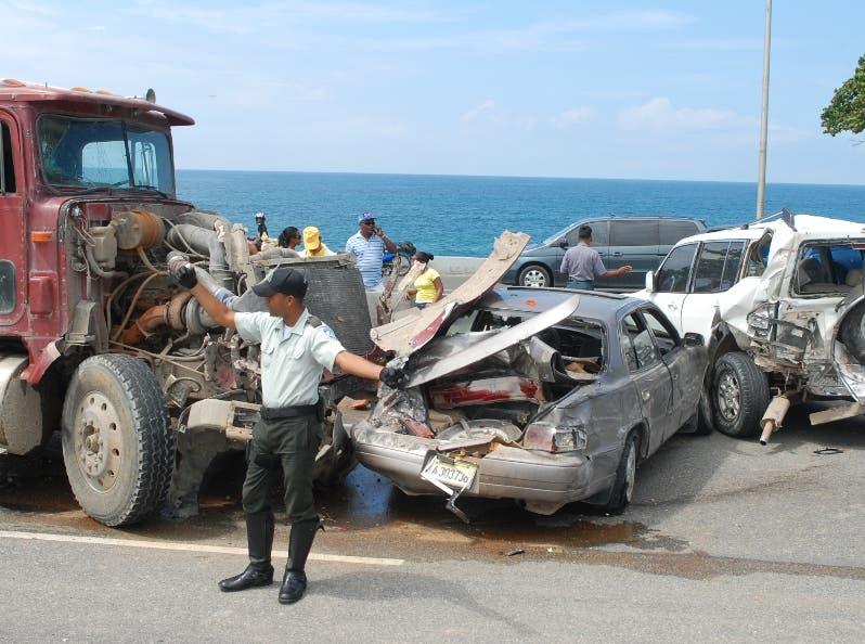 El país es de los primeros en muertes por accidentes viales.
