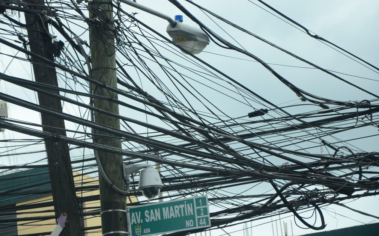 Tormenta Elsa: 23 circuitos fuera de servicio afectando a 171,083 clientes de EDESUR