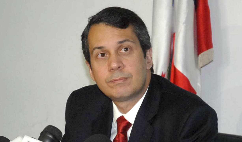 Orlando Jorge Mera, dirigente del PRM.  Archivo