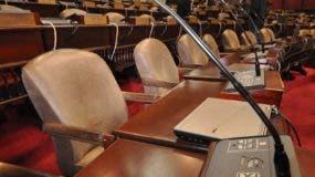67  diputados todavía  no han cumplido con la ley.