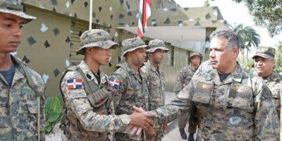Durante el año se han anunciado varios reforzamientos en zonas de mayor incidencia indocumentados haitianos.