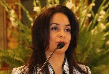 Claudia Franchesca de los Santos.  ARCHIVO