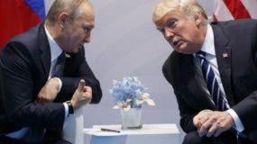 Trump cancela su reunión con Putin en Argentina