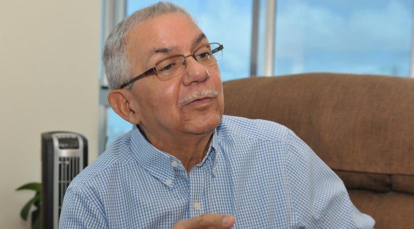 Arismendi Díaz experto en temas de salud.