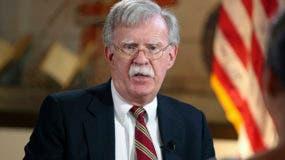 El asesor de Seguridad Nacional estadounidense John Bolton. AP