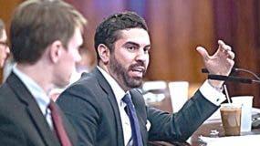 """Rafael Espinal expresó durante su lanzamiento al puesto""""desde esa oficina seguiré luchando por defender los derechos de la clase trabajadora, los inquilinos, los inmigrantes, las poblaciones vulnerables."""