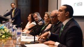 La conferencia fue realizada el 08 de noviembre en un hotel de la ciudad de Santo Domingo.