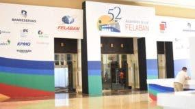 La Asamblea 52 de Felaban se lleva a cabo en el Centro de Convenciones Internacional del Hard Rock Hotel en Punta Cana.