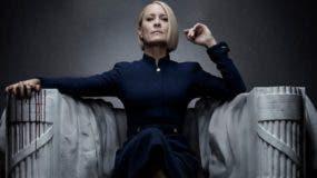 Netflix inicia sexta temporada de la serie House of Card