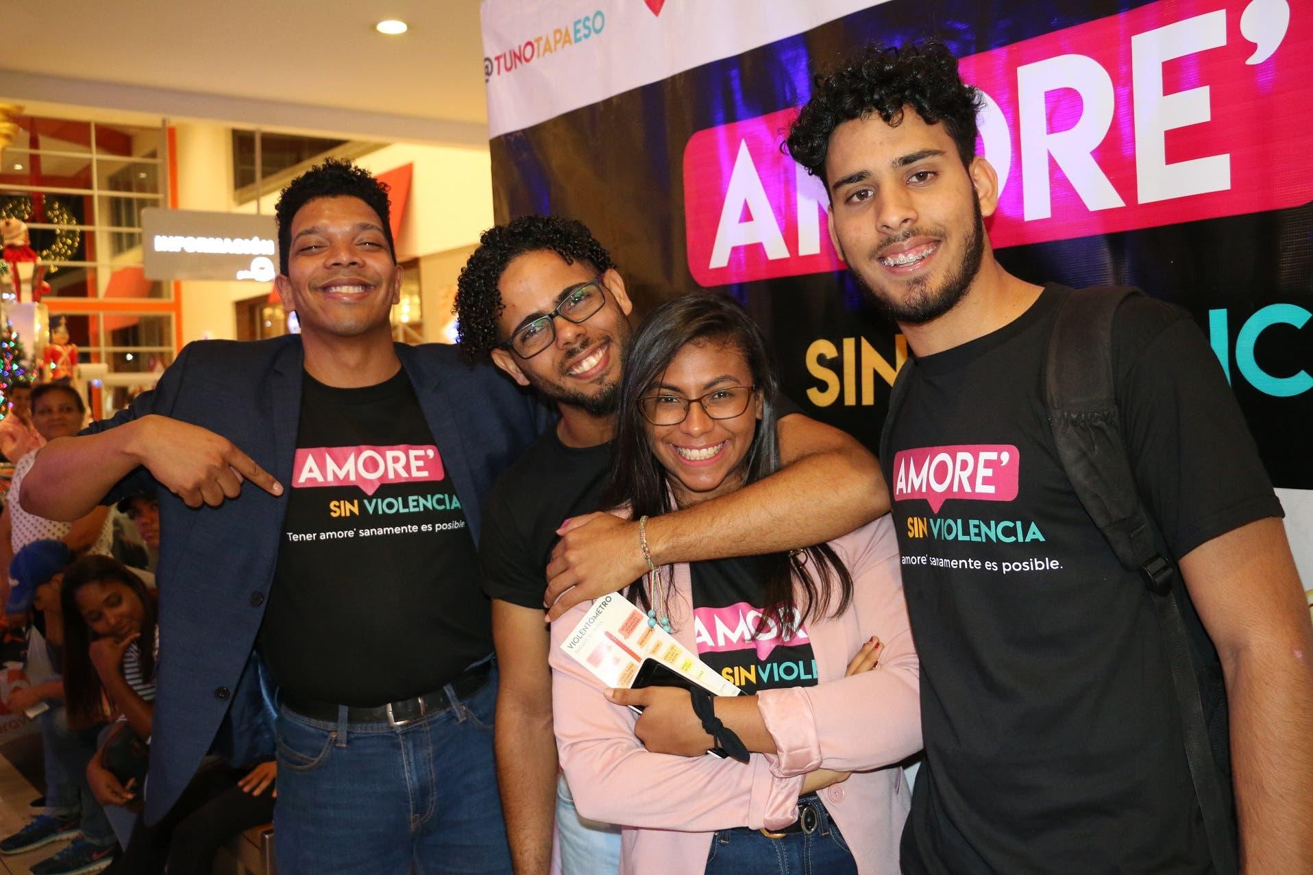 La campaña va dirigida a los jóvenes para que puedan detectar desde noviazgo si su pareja es potencialmente violenta.