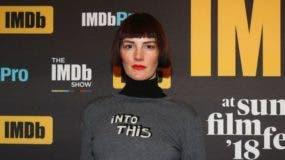 Lorna Tucker es ahora una exitosa directora de documentales.