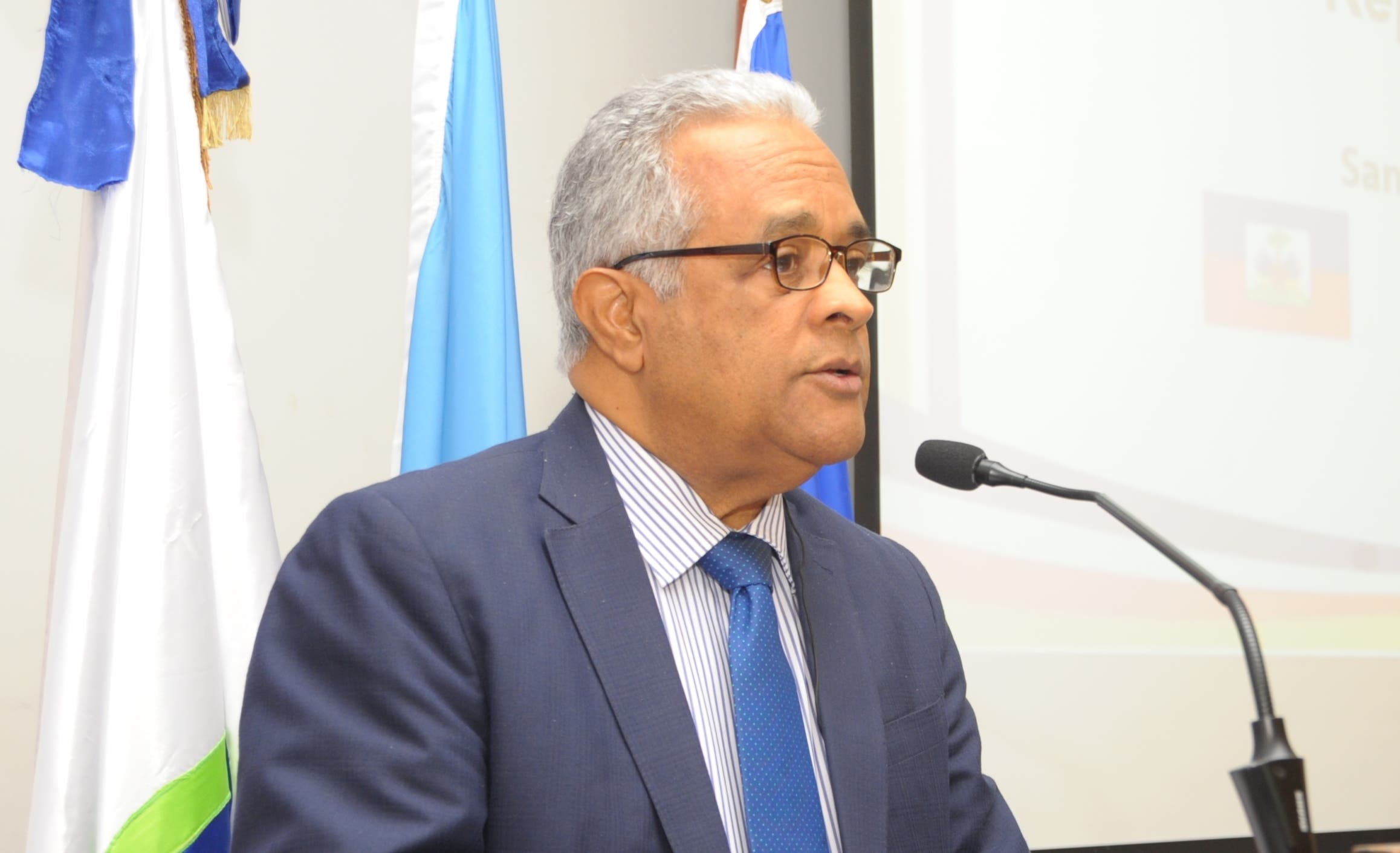 Rafael Sánchez Cárdenas, ministro de salud Pública.