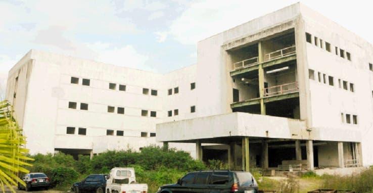 El  Hospital General y de Especialidades Dr. Nelson Astacio complementará  la Ciudad de la Salud en  SDN.  Nicolás Monegro