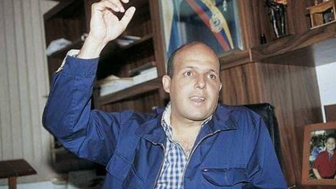 Alejandro Andrade, extesorero de Chavéz.