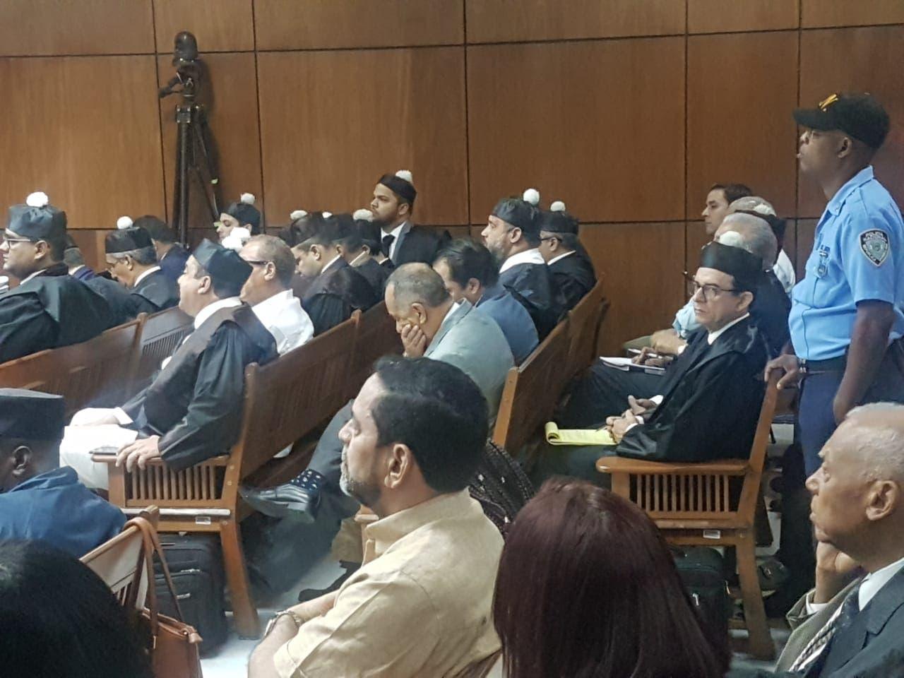 El caso Odebrecht fue reanudado hoy.
