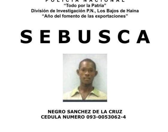 Negro Sánchez de la Cruz