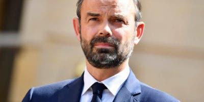 Primer ministro francés, Édouard Philippe.