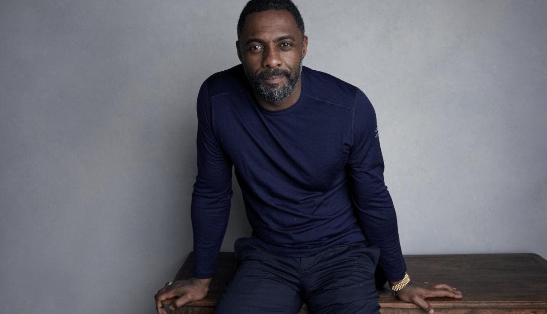 """Idris Elba es el """"Hombre vivo más sexy"""", según la revista People"""