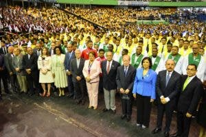A la actividad asistieron dirigentes empresariales y sindicales.