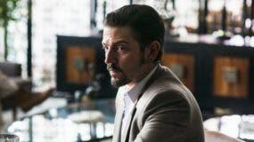 """Diego Luna interpreta a Miguel Ángel Félix Gallardo, el """"Jefe de jefes"""" del narco mexicano."""