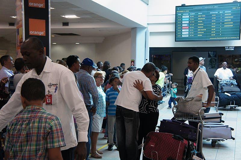 pasajeros, aeropuerto