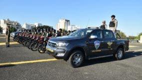 La Policía envió  más de tres mil agentes adicionales para reforzar la seguridad en las calles de la Capital y otras ciudades del país, con motivo del Black Friday.