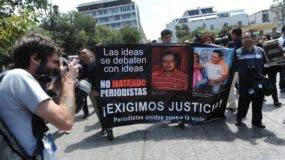 Al menos 121 ataques, entre ellos 17 asesinatos, se han registrado contra periodistas en Guatemala entre 2015 y el 31 de agosto de 2018.