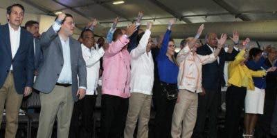 PRM aprueba primarias cerradas