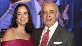 Elina García y Félix García.