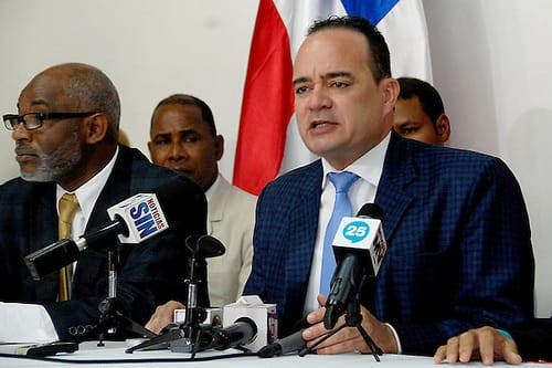 Miguel Surun Hernández, presidente del Colegio de Abogados de la República Dominicana.