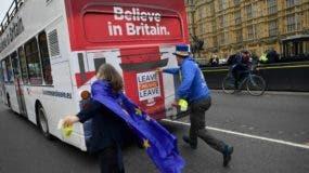 ¿Llegara el autobús del Brexit a su destino?