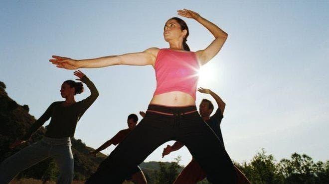 El taichí es un arte marcial milenario que nació en China.