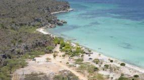 El conflicto por Bahía de las Águilas duró 20 años.  archivo